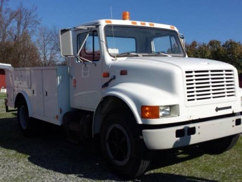 1997 International 4700 for sale