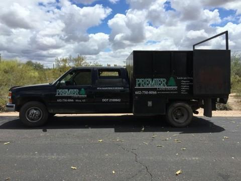 1998 Chevrolet Landscape Dump Truck for sale