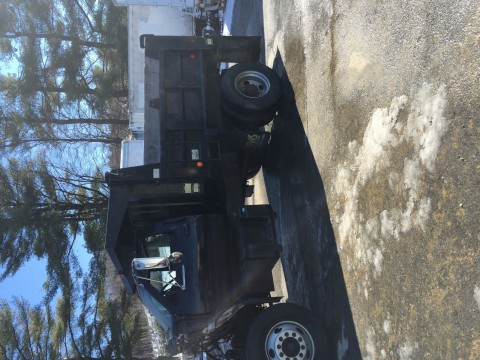 1998 GMC C7500 Dump truck for sale