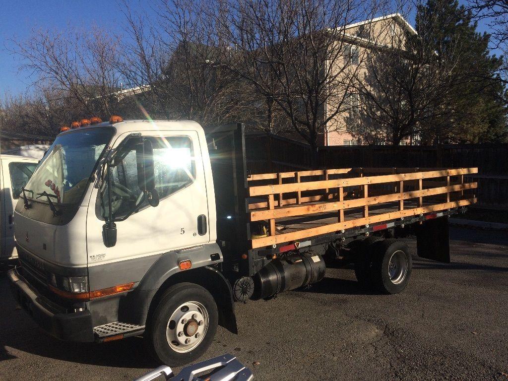 2004 mitsubishi fuso fh211t truck for sale. Black Bedroom Furniture Sets. Home Design Ideas