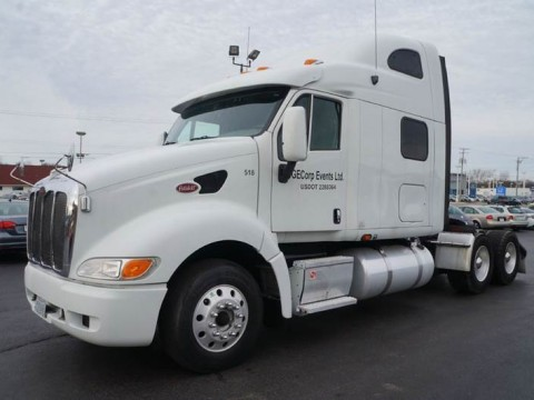 2007 Peterbilt Tractor C 15 Automatic Sleeper Cab for sale
