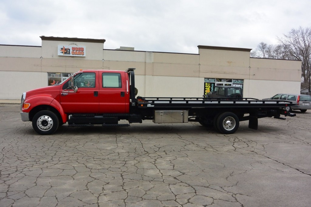 2011 Ford F650 Crew Cab Diesel for sale