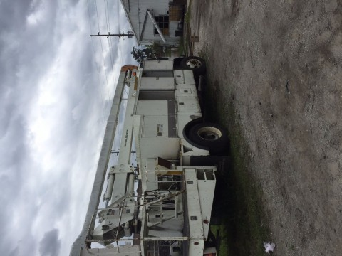 1994 Ford Cabover Bucket Truck for sale