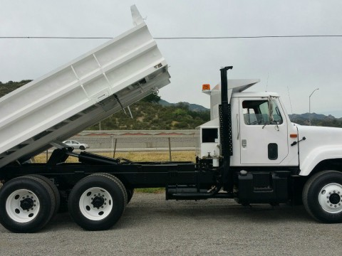 1998 International 2574 T/A Dump for sale