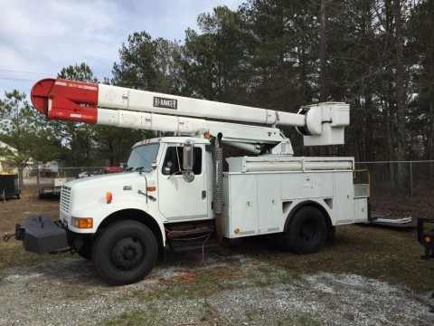 1999 International 4700 Bucket Truck for sale