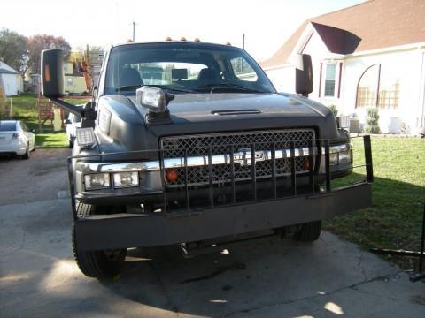 2004 Chevy Kodiac Kodiak 4500 Service truck for sale