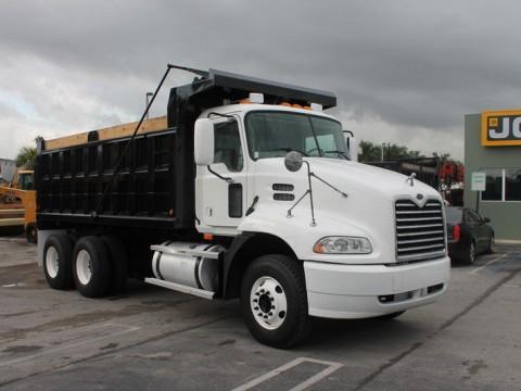 2006 Mack Vision Cx613 Dump Truck for sale