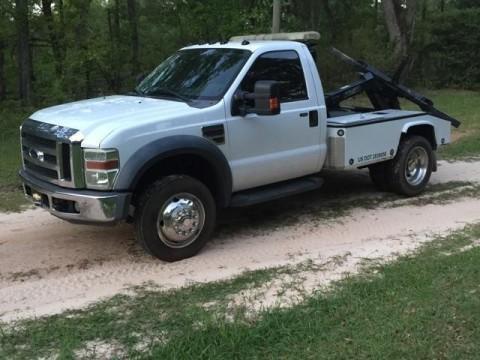 2008 Ford F450 Wrecker Repo Truck for sale