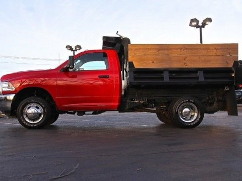 2013 Dodge 2dr Dump Truck for sale