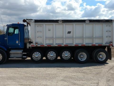 1998 Kenworth T800 Dump Truck for sale