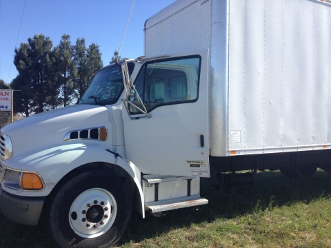 2003 Sterling Acterra Medium Duty 24′ Box Truck with Lift Gate for sale