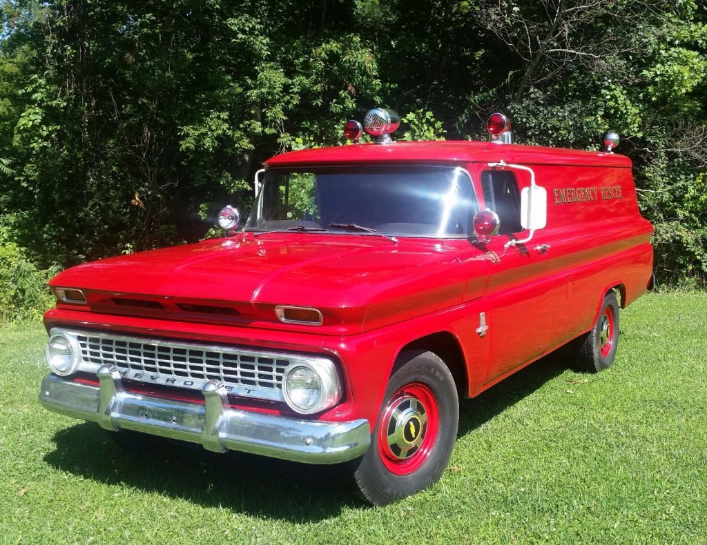 Truck 1963 chevy panel truck for sale : 1963 Chevrolet Carryall Panel Truck for sale