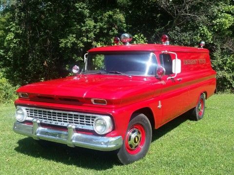 1963 Chevrolet Carryall Panel Truck for sale
