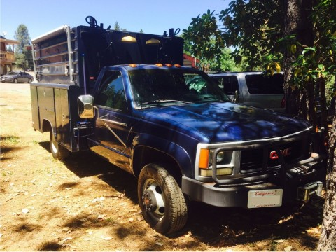 1994 GMC Utility Truck for sale