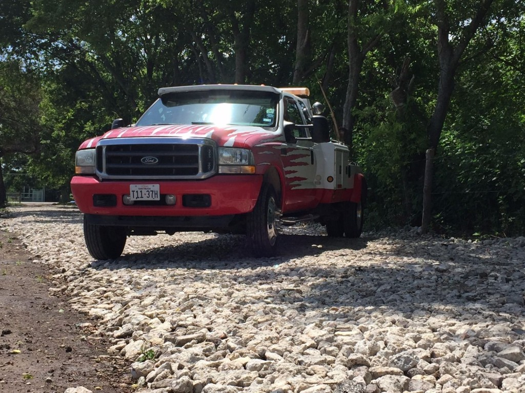 2003 Ford F 550 Tow Truck