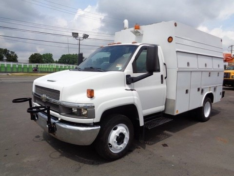 2006 Chevrolet C4500 Service Utility Truck for sale