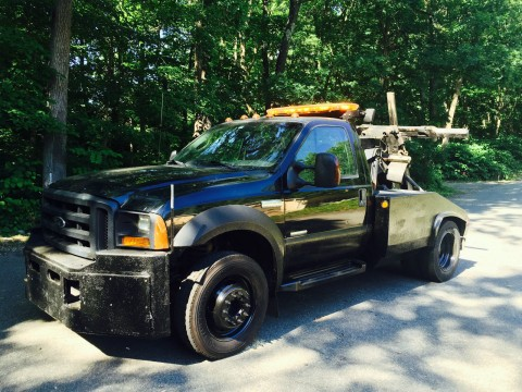 2007 Ford F 550 Tow Truck for sale