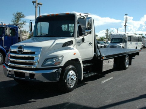 2012 Hino 258alp Tow Truck for sale