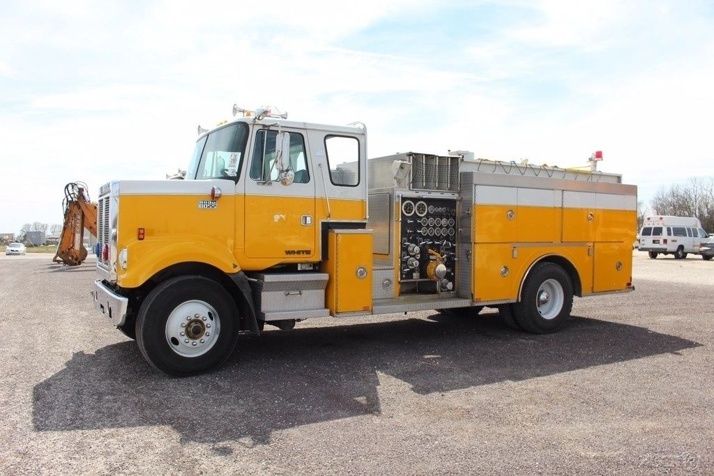 1983 Volvo White Road Boss for sale