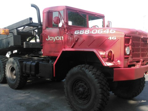 1984 AM General M9312A1 truck for sale