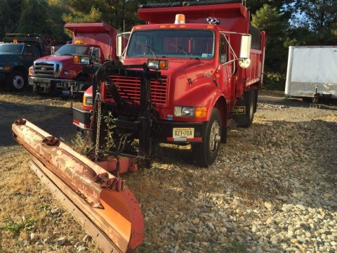 1997 International 4700 truck for sale