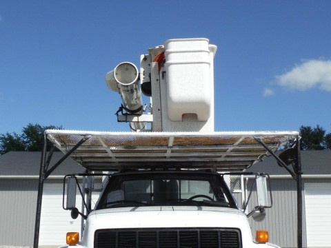 1998 GMC C7500 bucket boom truck for sale