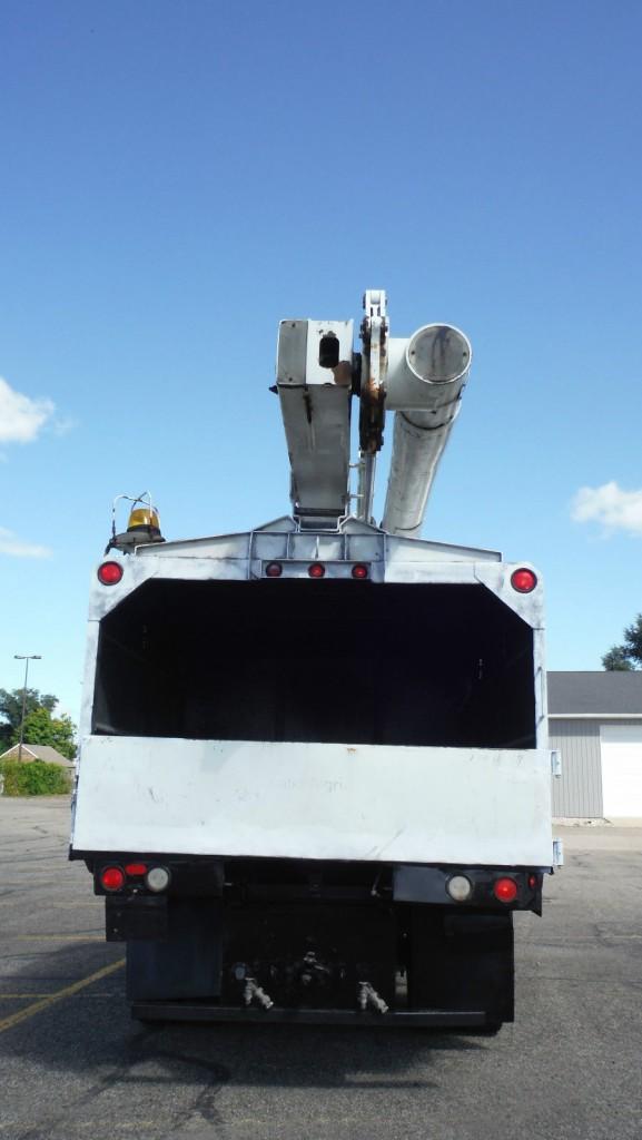 1998 Gmc C7500 Bucket Boom Truck For Sale