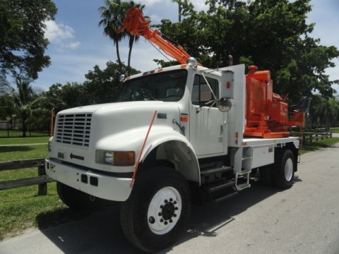 1998 International 4800 truck for sale