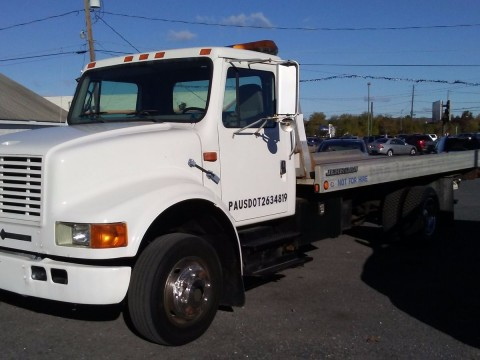1998 International Tow Truck for sale