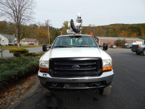 2000 Ford F550 Super Duty truck for sale