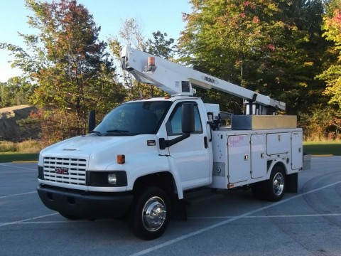 2004 GMC C4500 truck for sale