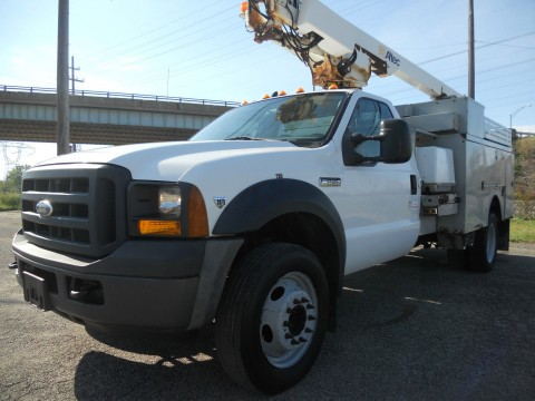 2007 Ford F450 truck for sale