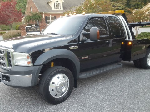 2007 Ford F450 XLT 4DR truck for sale