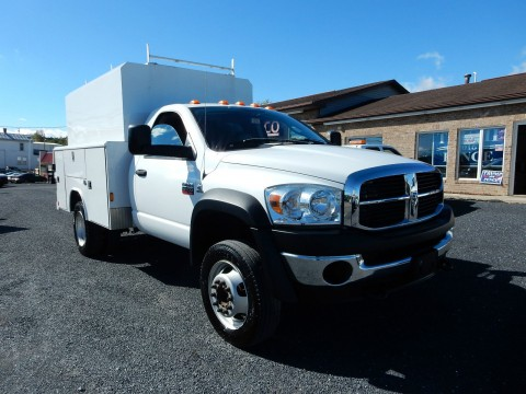 2010 Dodge RAM 4500 Heavy DUTY truck for sale