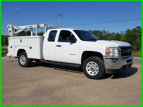 2012 Chevrolet 3500hd 4X4 truck for sale