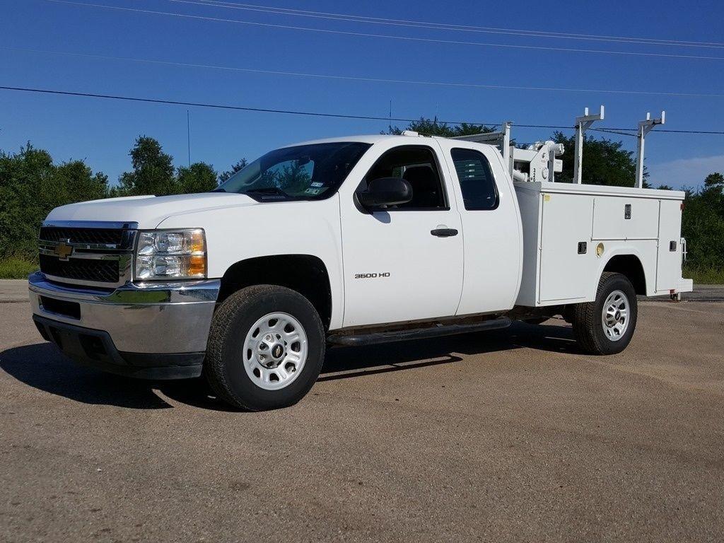 2012 Chevrolet 3500hd 4X4 truck