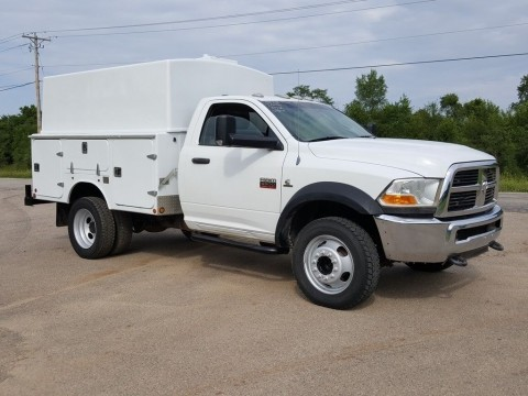 2012 Dodge RAM 5500hd 4X4 truck for sale