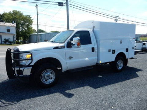 2012 Ford F350 4X4 SRW truck for sale