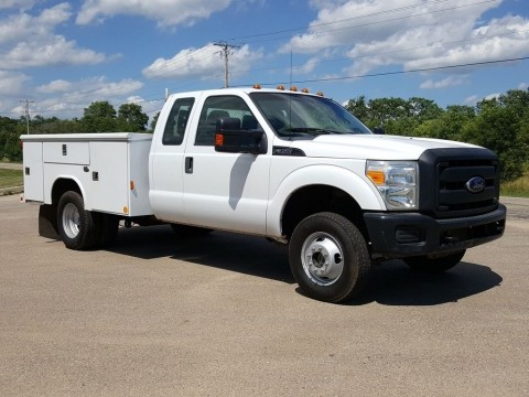 2012 Ford F350 4X4 truck for sale
