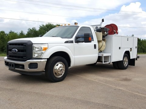 2012 Ford F350 truck for sale