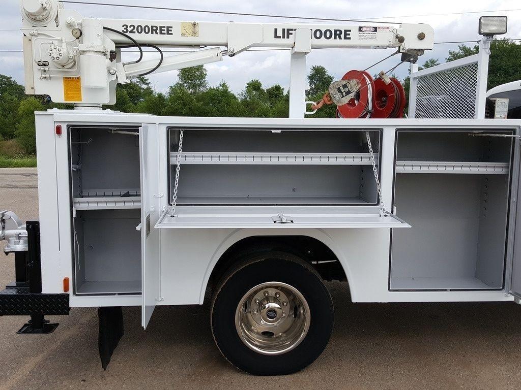 2008 Aluma Auto Electrical Wiring Diagram Kazuma 124 Cm3 Utility Truck Trader All Equipment Unit Listing