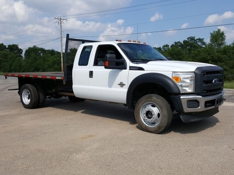 2012 Ford F550 4X4 truck for sale