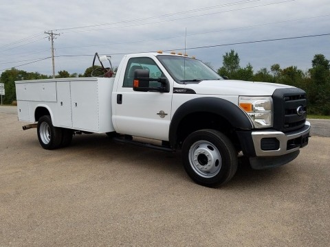 2012 Ford F550 truck for sale