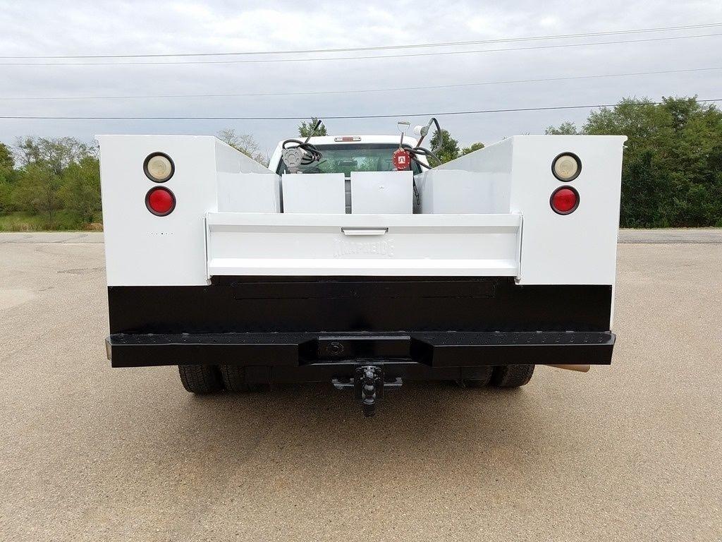 2012 Ford F550 truck
