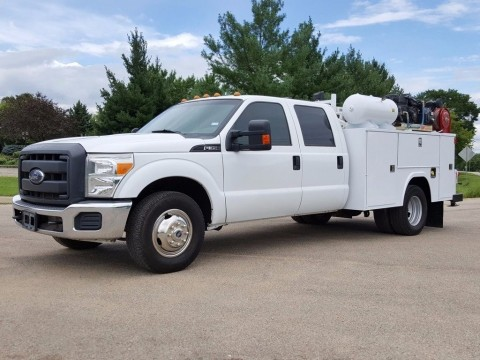 2013 Ford F350 truck for sale