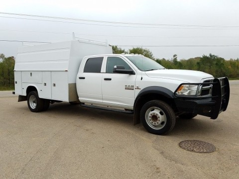 2014 Dodge RAM 5500hd 4X4 truck for sale