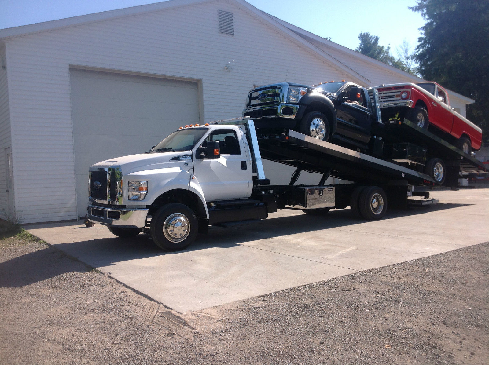 Heavy Duty Truck For Sale Ohio >> 2016 Ford F 650 truck for sale
