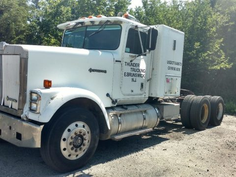 Everything works 1993 International Tractor truck for sale