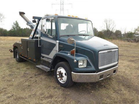 Great running 1998 Freightliner FL60 truck for sale