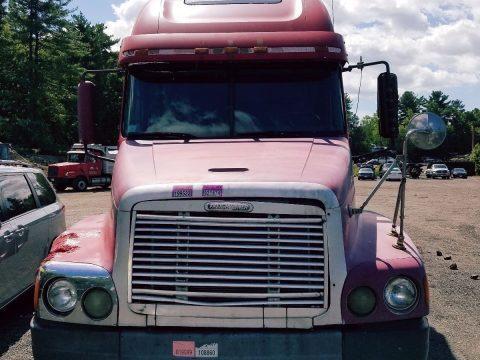 Overhauled engine 1998 Freightliner truck for sale